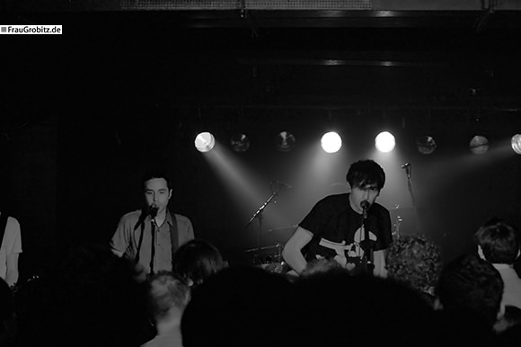 The Pains of being Pure at heart 2011 Cologne