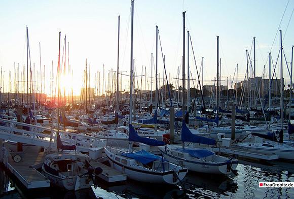 Los Angeles - Hafen La Marina