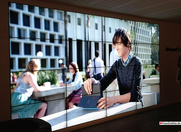 Microsoft Videowand