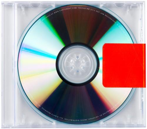 Albumcover Yeezus